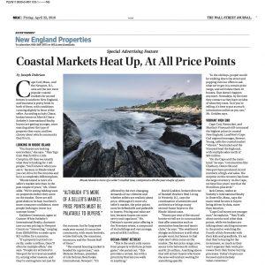 Coastal Markets Tearsheet