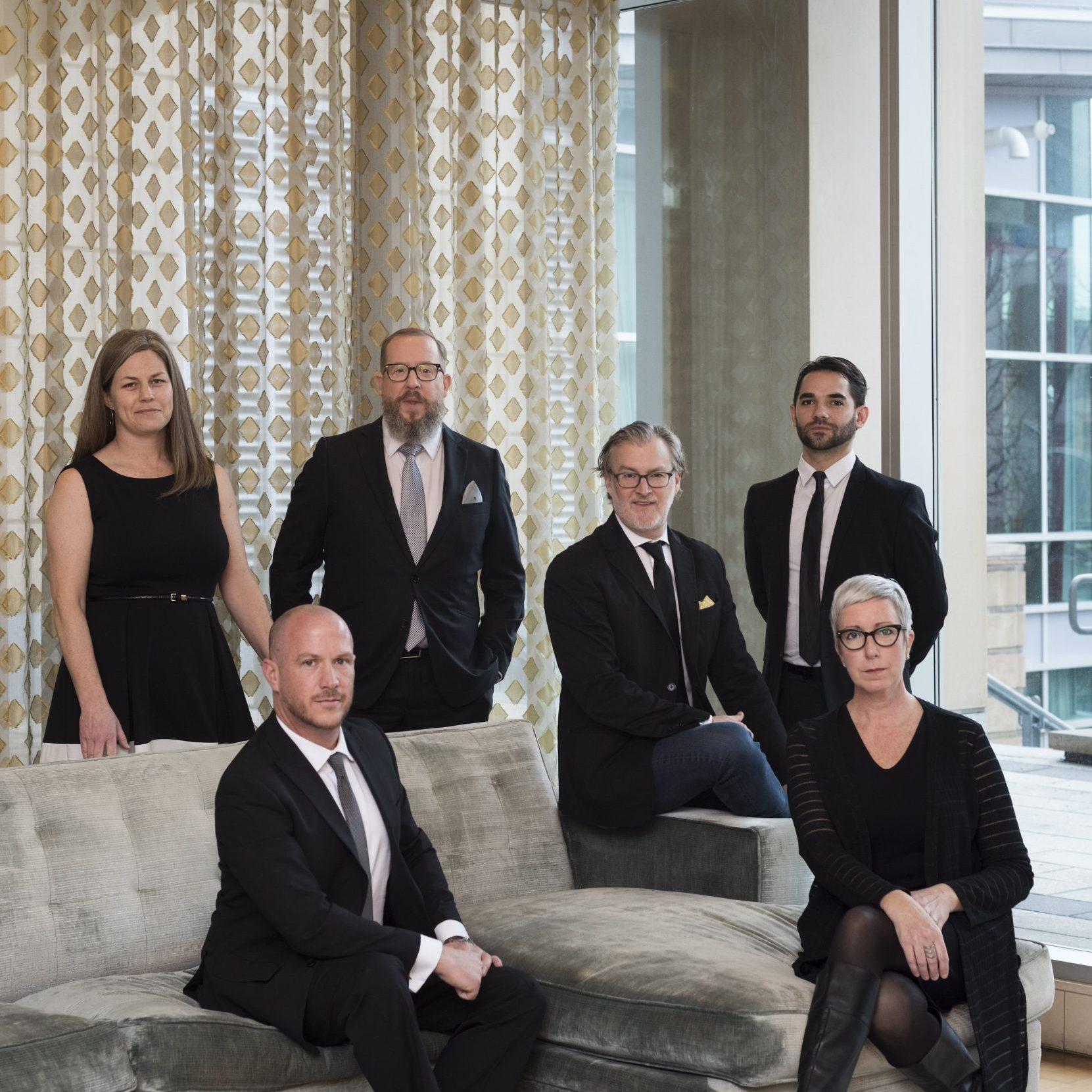 The Blackstone Team